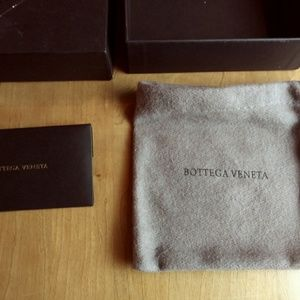 Bottega Veneta Wallet Box